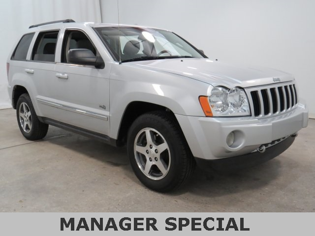 Used Jeep Grand Cherokee Laredo