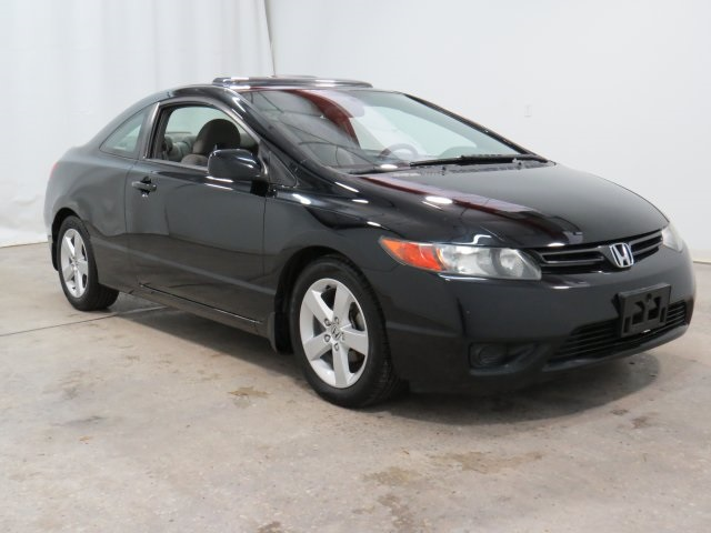 Used Honda Civic EX