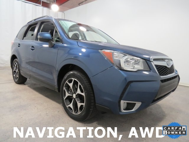 Used Subaru Forester 2.0XT Touring