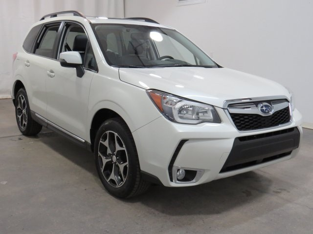 new 2015 subaru forester 2 0xt touring awd 4d sport utility. Black Bedroom Furniture Sets. Home Design Ideas